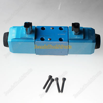 Solenoid 25220998 For Eaton Vickers Hydraulic Solenoid Directional Valve 12v