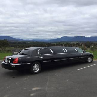 Lincoln Krystal Town Car Stretch Limo Keilor Brimbank Area Preview