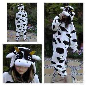 Unisex Animal Onesie Cow Ellenbrook Swan Area Preview
