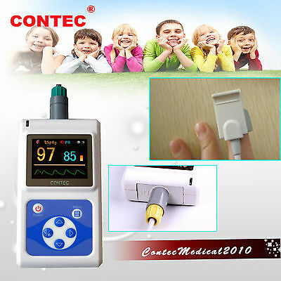 Child Kids Pediatric Pulse Oximeterblood Oxygen Saturationspo2pulse Rate 60d