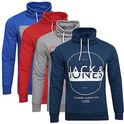 JACK & JONES NEW MONIKA SWEAT HIGH NECK Gr.S,M,L,XL High Neck Sweatshirt