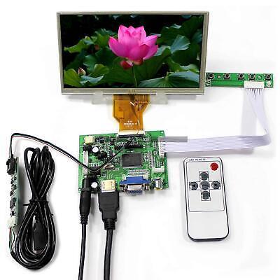 7 Lcdtouchscreencontroller Board 1024x600 For Raspberry Pi4 B All Platformpc