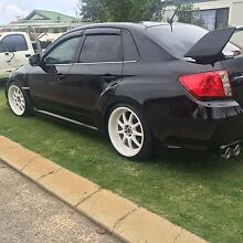 2012 SUBARU IMPREZA WRX CLUB SPEC Malaga Swan Area Preview