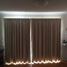 Curtains for large window Lyneham North Canberra Preview