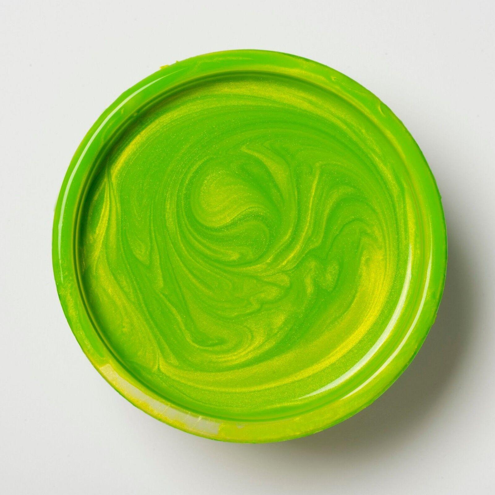 Createx Auto-Air Colors 4oz Pearlized Lime Green 4304 Custom