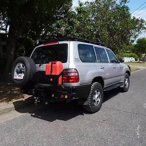2002 Toyota LandCruiser 100 series 4x4 Salisbury Brisbane South West Preview