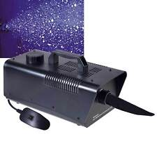 Mini Flurry Snow Machine Flake Effect + Remote for Christmas Holiday