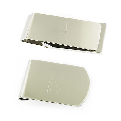 Money Clip Choose the Style Free Monogram Personalized Engraving Mens Gift - Personalized Money Clip Wallet