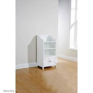 Grace 2 Door Deluxe Cupboard in WHITE North Melbourne Melbourne City Preview