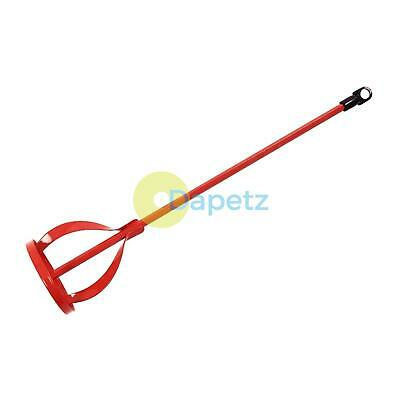 430mm Paint Mixer Use With Power Tools Ideal For Grouting Cement Liquid Mortar