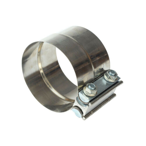 "Stainless Works 2-1//2/"" x 8/"" 304 All Stainless Steel ID Flex Joint"