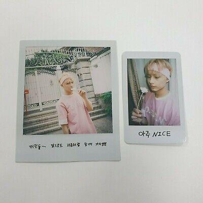 SEVENTEEN 1st Repackage Very Nice JUN official photocard 2p K-POP Photo Card