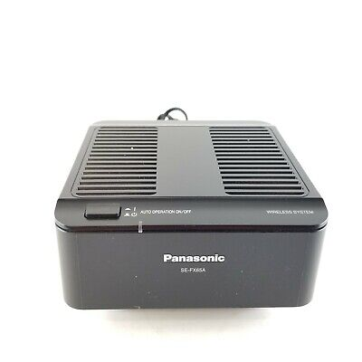 Panasonic SH-FX65A Wireless Speaker System Receiver With Power Cord for sale  Shipping to India