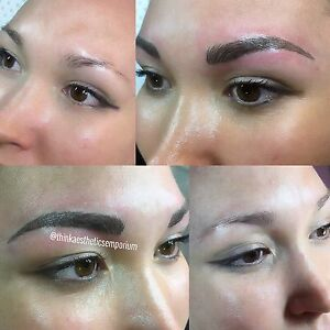 Feather Stroke Eyebrows and Cosmetic Tattoo Fortitude Valley Brisbane North East Preview