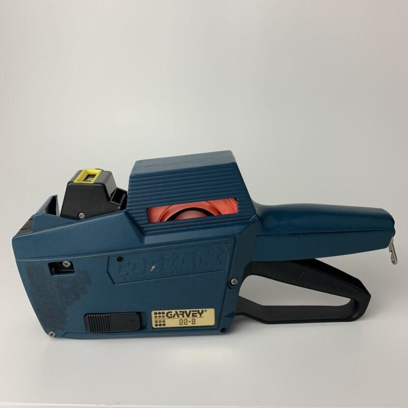 Garvey 22-8 Labeler Tested Price Gun