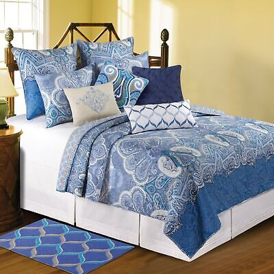 C&F Home Daphne 3 Piece Quilt Set All-Season Reversible Beds