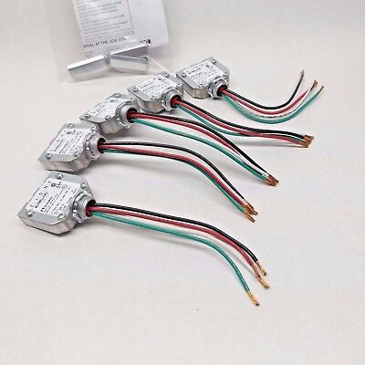 Lot Of 5 Reloc Cd-120-e Circuit Distributor 4-wire