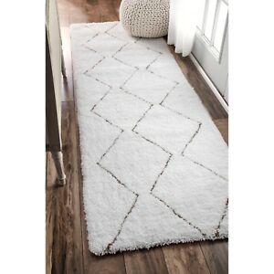 BRAND NEW soft area rug runner! Over 60% off