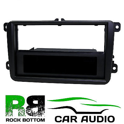 Connects2 CT24VW17 VW T5 Transporter 2009 Onwards Single Din Facia Panel