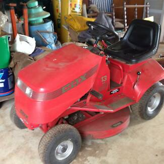 Ride-On Cox Mower- Must Sell Moving House Wellington Mill Dardanup Area Preview