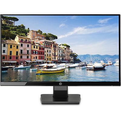 HP 24w 23.8LCD Widescreen Monitor/HDMI/VGA/1CA86AA Movies-Games-Office FREE SHIP