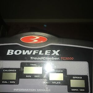 Bowflex treadclimber tc3000 Kingston Kingston Area image 7