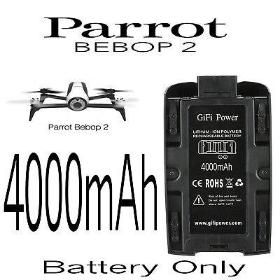 MaximalPower 4000mAh 20C 11.1V LiPo Battery for Ape Bebop 2 Drone J6W9