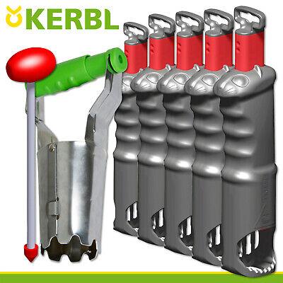 Kerbl 5x Vole Trap Volestop + Zubehoerset Schermäuse Garden Field Beet