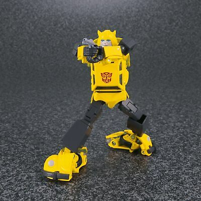 Transformers Masterpiece Edition Bumblebee and Spike 2.0