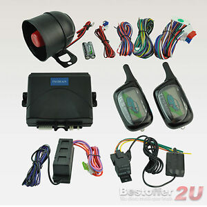 Two-2-Way-FSK-Car-Alarm-Security-System-LCD-Remote-Control-Engine-Start-Siren