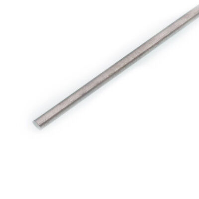 Us Stock Dia. 2.5mm Long 5.9 99.9999 High Pure Tungsten Rod Metal Round Bar