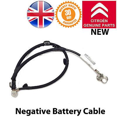 Peugeot 206 206cc Negative Battery Cable Terminal Connection Wire 5638f3 5638L9