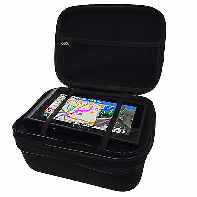 Multi-Compartment Heavy Duty Carry All Case for Garmin NuviCam