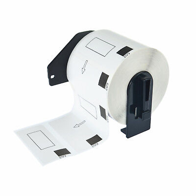 1roll 800 Address Labels Dk1209 1-17 X 2-37 For Brother Ql 1100 800 810 820