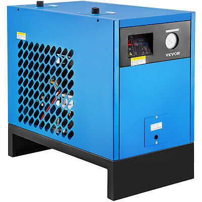 Vevor 35 Cfm Refrigerated Compressed Air Dryer 110v 60hz Air Dryer Compressors