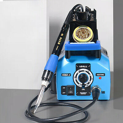 Soldering Iron Station Temperature Adjustable Rapid Heating 120w Yihua-936a-ii