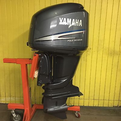 2007 YAMAHA OUTBOARD 250 hp 4 Stroke.