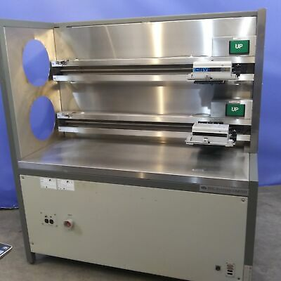 Svg Cryco Wafer Diffusion Furnace Boat Loader Thermco Cantilever Lpcvd