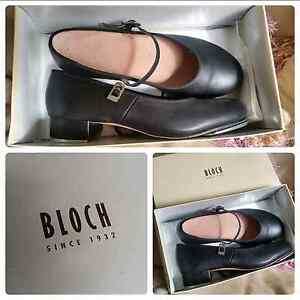 Ladies Bloch tap shoes size 8.5 Kingswood Penrith Area Preview