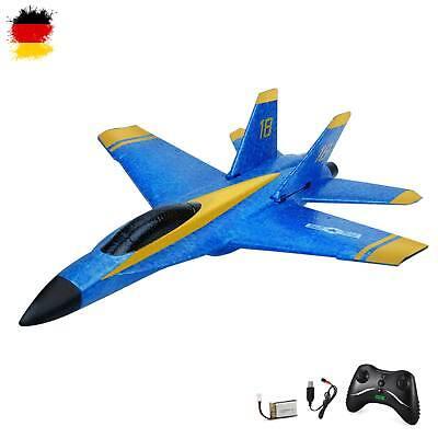 RC ferngesteuertes Kampf-Flugzeug, Modell-Flieger mit Akku und Fernsteuerung