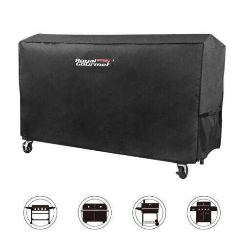 """Royal Gourmet 60"""" Waterproof Polyester Oxford Grill Cover CR6008"""
