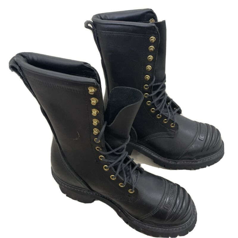 Vibram Fire Fighter Boots size 6.5 power toe