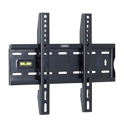 VonHaus Strong Slim TV Wall Mount Bracket For LED LCD Plasma 15-42