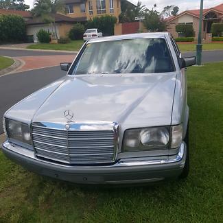 Mercedes-Benz 300se Wynnum Brisbane South East Preview