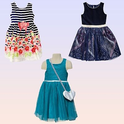New Brand Name Quality Special Occasion Party Dresses For Little Girls - Occasion Dresses For Girls