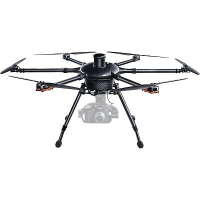 Yuneec Tornado H920+ Plus Drone w/ ProAction Grip and GB603...