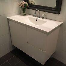 Bathroom Vanity, Ceramic Basin & Taps Randwick Eastern Suburbs Preview