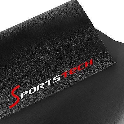 Sportstech Bodenschutzmatte für Sportgeräte Laufband, Crosstrainer 120x60x0,6cm