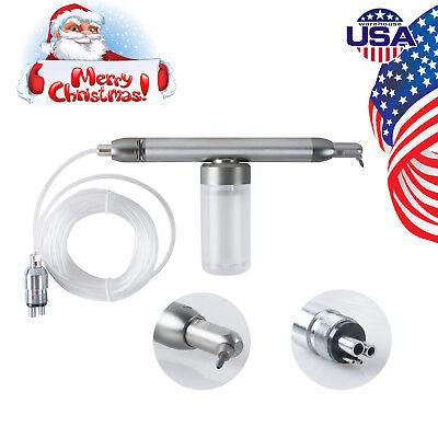 Us Ship Dental Alumina Air Abrasion Micro-etcher Polisher Sandblaster 4 Holes
