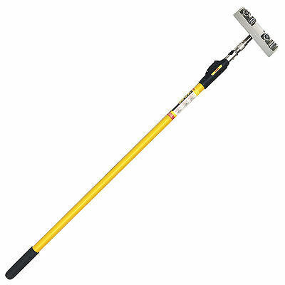 Handle Drywall (Platinum Drywall Tools Corner Roller with 4-8 ft Extendable Handle)